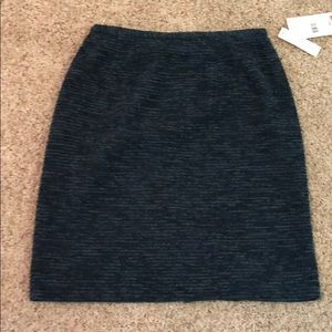 Norton McNaughton | Teal Women's Skirt Size 10